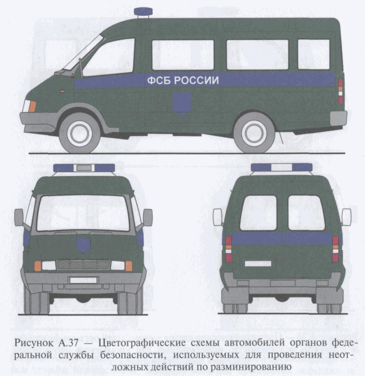 РИСУНОК A.37 (К ИЗМЕНЕНИЮ N 2 ГОСТ Р 50574-2002)