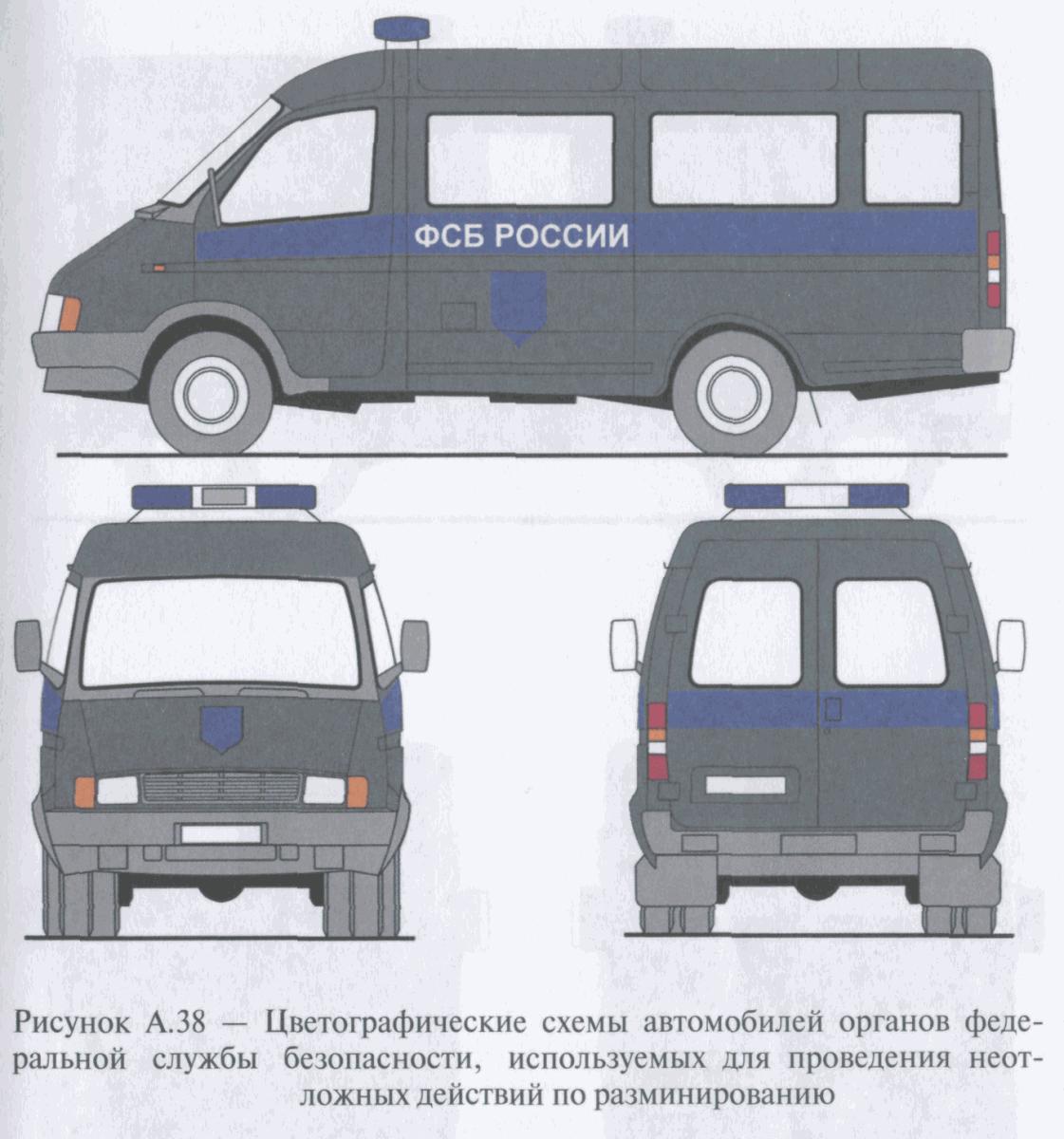 РИСУНОК A.38 (К ИЗМЕНЕНИЮ N 2 ГОСТ Р 50574-2002)