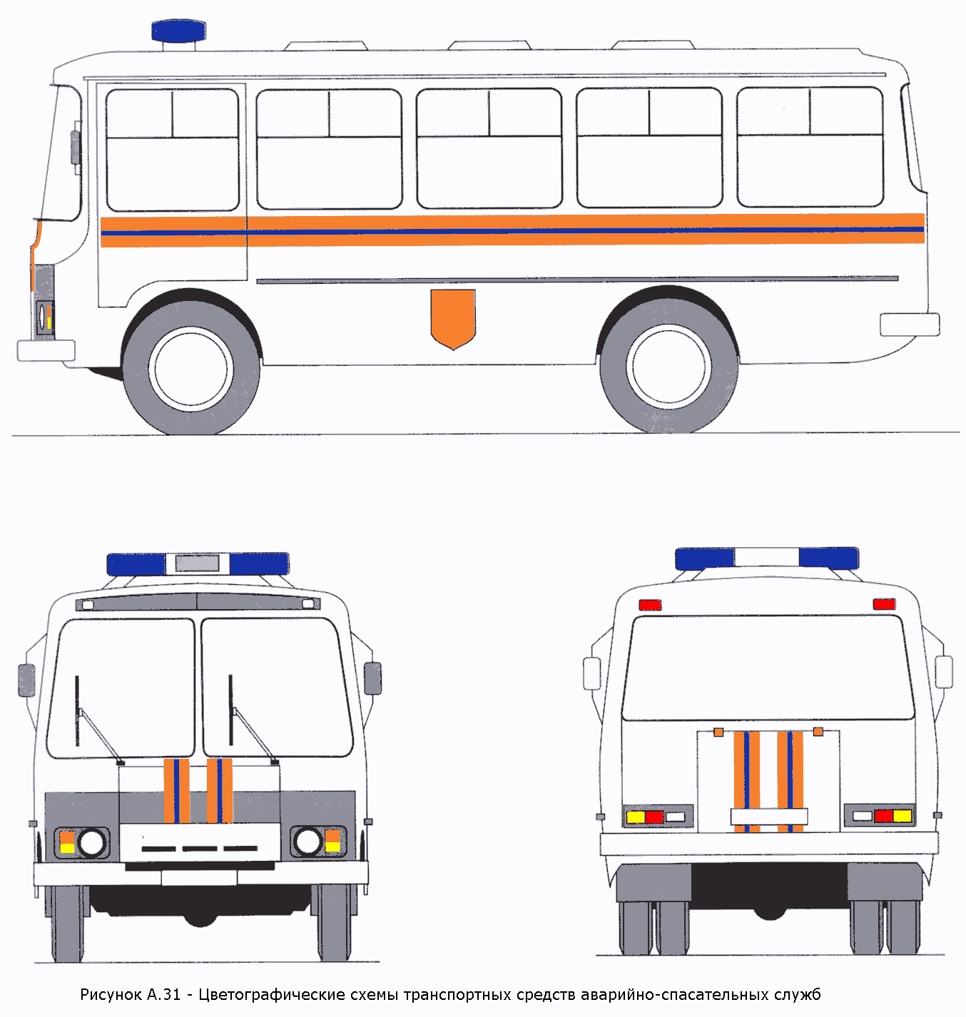 РИСУНОК А.31 (К ГОСТ Р 50574-2002)