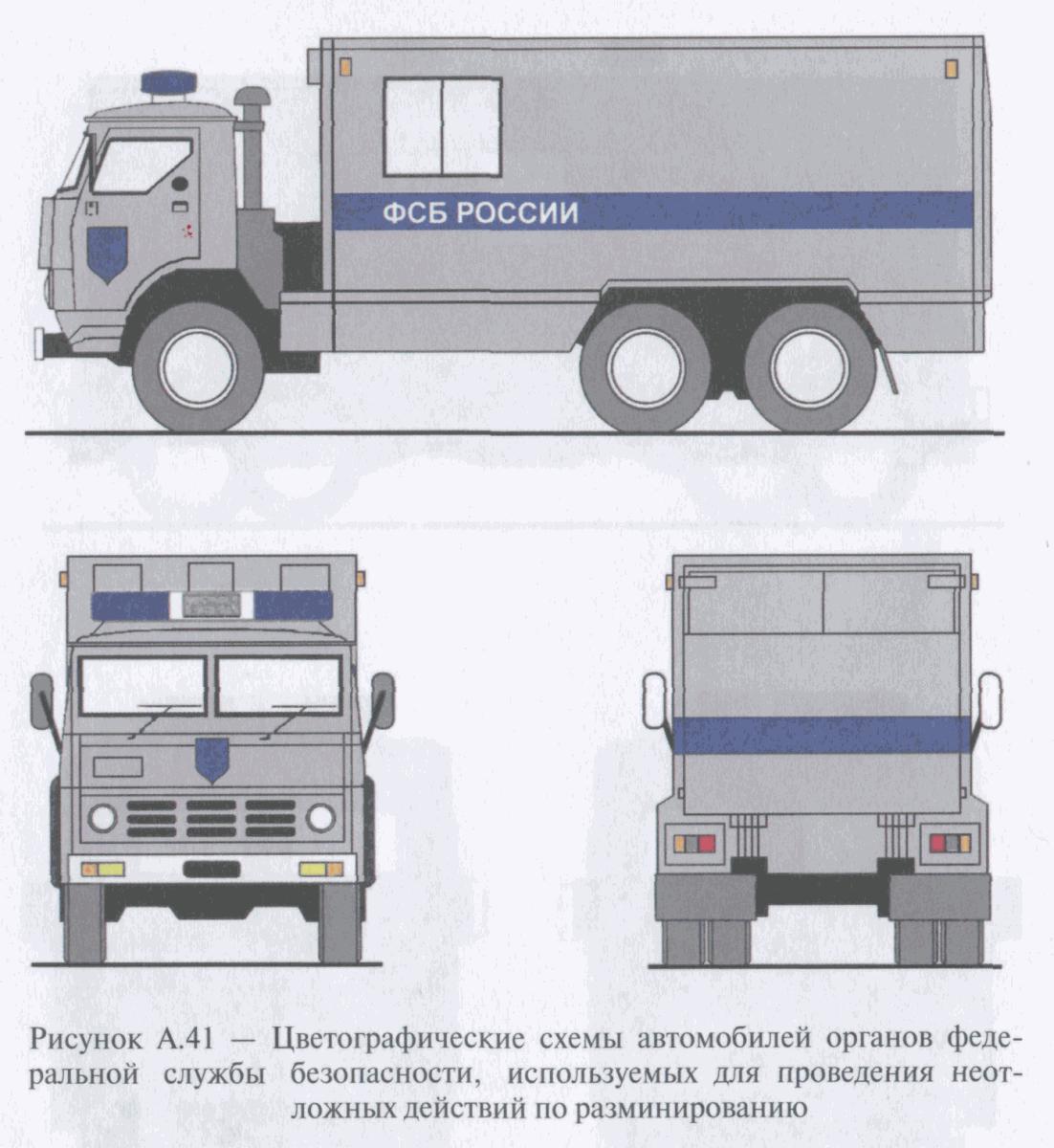 РИСУНОК A.41 (К ИЗМЕНЕНИЮ N 2 ГОСТ Р 50574-2002)
