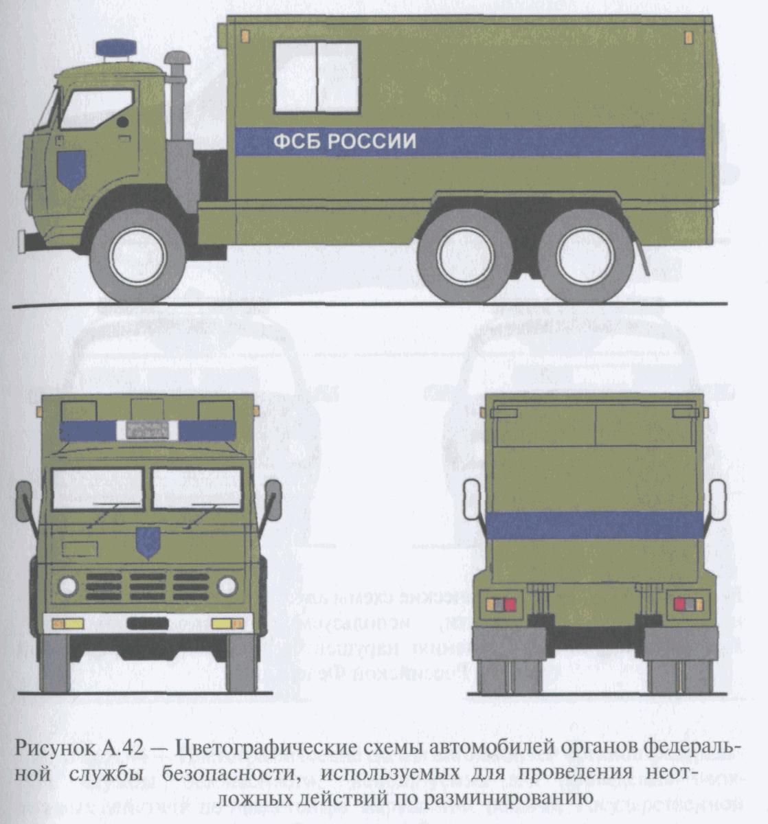 РИСУНОК A.42 (К ИЗМЕНЕНИЮ N 2 ГОСТ Р 50574-2002)