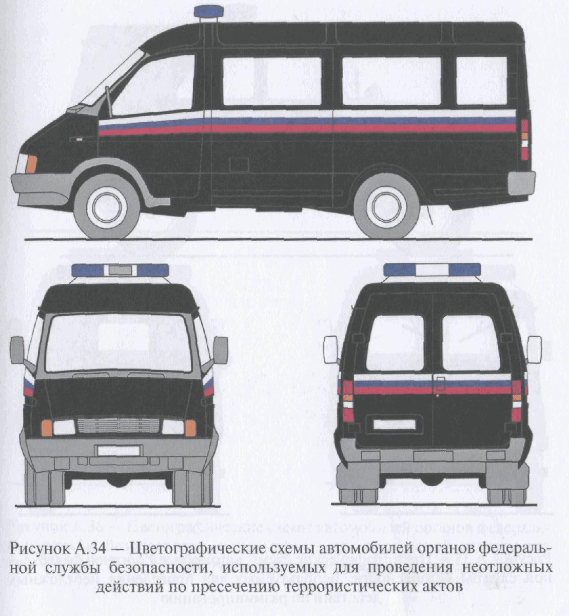 РИСУНОК A.34 (К ИЗМЕНЕНИЮ N 2 ГОСТ Р 50574-2002)