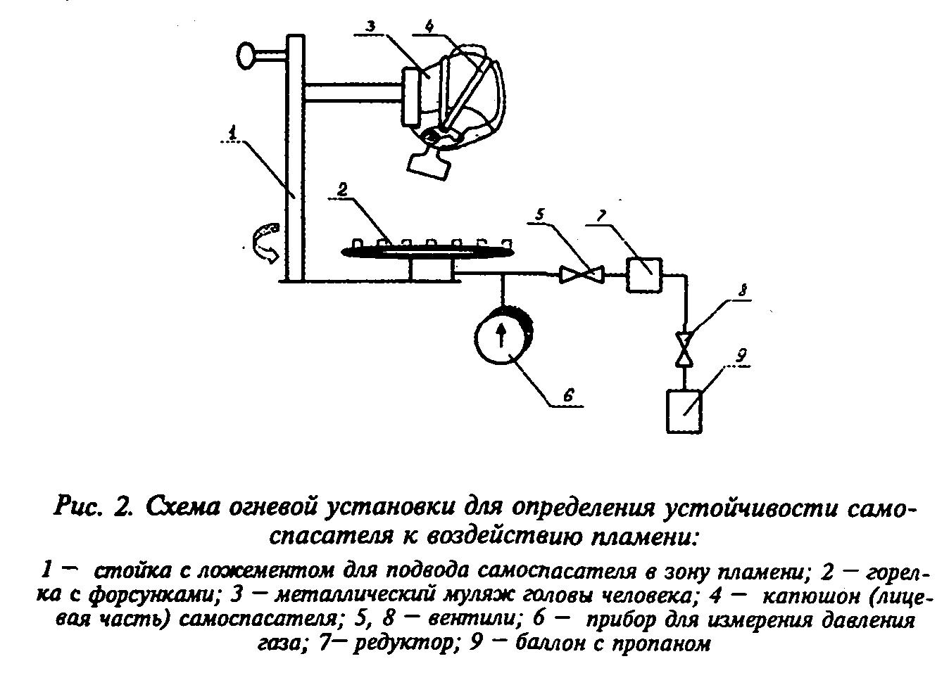 РИС. 2 К НПБ 302-2001