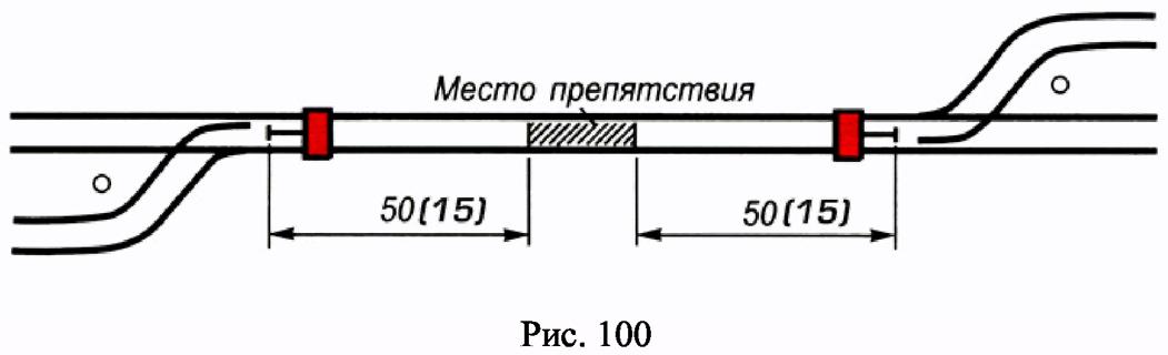 РИС. 100 ПРИЛОЖЕНИЯ N 7 К ПРИКАЗУ МИНТРАНСА РФ ОТ 21.12.2010 N 286